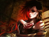 Dark Fantasy CG Artworks HD Wallpapers33 pics